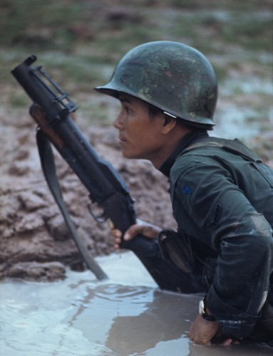 M79 in Water